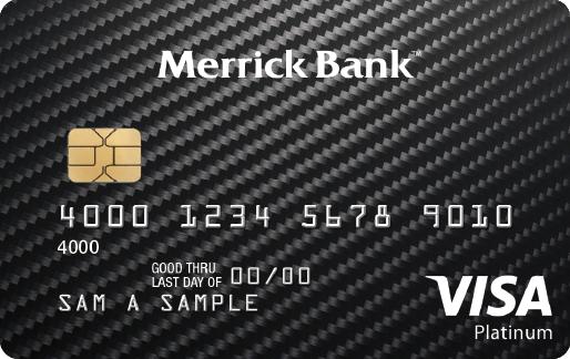 Merrick Credit Card Login