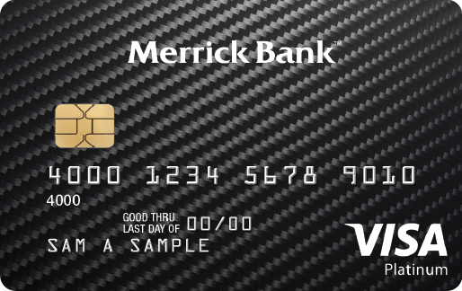 merrick platinum visa - Business Credit Card With Bad Personal Credit