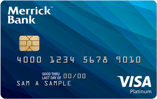 Visa Credit Card Login >> Merrick Bank Merrick Bank